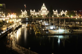 Victoria Parliament, Vancouver Island