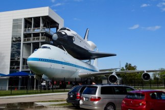 NASA Space Center in Houston, Texas