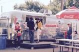 Gourdough's food truck in Austin, Texas