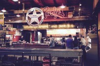 Rudy's BBQ in Austin, Texas
