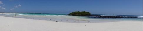 Tortuga Bay Santa Cruz Island, Galapagos