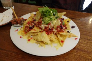 Nacho's from Jack's Cafe in Cuzco, Peru