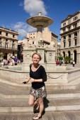 Marlena in Old Havana