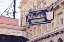 Floridita's in Havana - known for it's daiquiris
