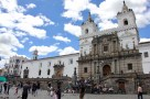 Church of St Francis, Quito