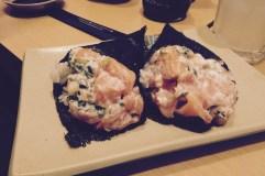Sushi rolls, yum