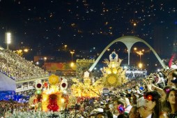 Sambadrome, Rio de Janeiro