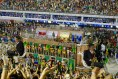 Sambadrome, Rio de Janeiro - this was the float that collapsed injuring a few dancers