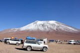 Bolivian - Chilean border