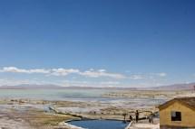 Thermal springs, Bolivia