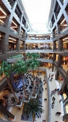Costanera Shopping Centre, Santiago, Chile