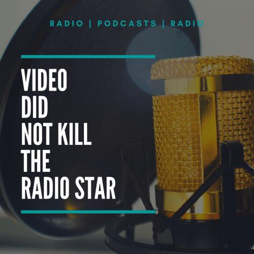 video did not kill the radio star anna rabe radio podcasts