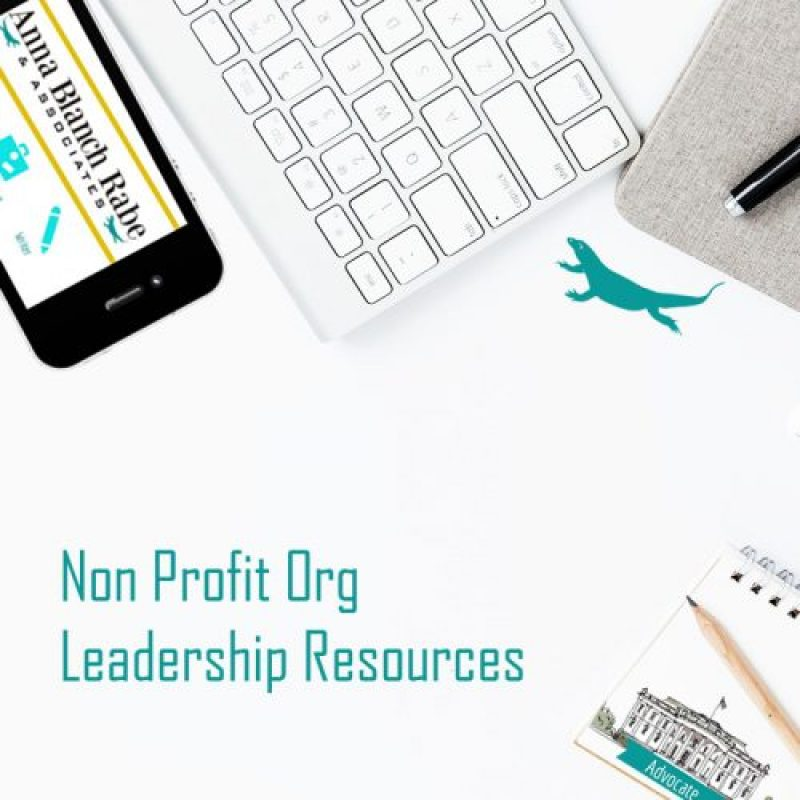 non profit leadership resources