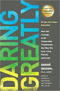 Daring Greatly 5 books to help you grow