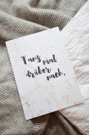 Maren Kruth - tanz mal drüber nach annablogie