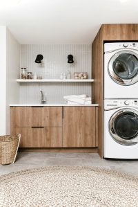 DIY Modern Laundry Room Reveal with Semihandmade