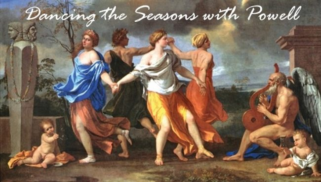 Dancing the Seasons with Powell #1