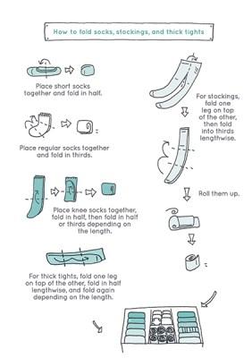 How-to-fold-socks-Marie-Kondo