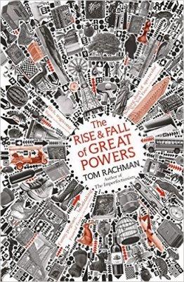 Tom rachman 2nd novel
