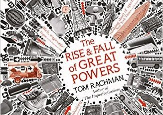 Tom rachman 2nd novel