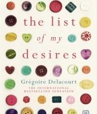 list of my desires