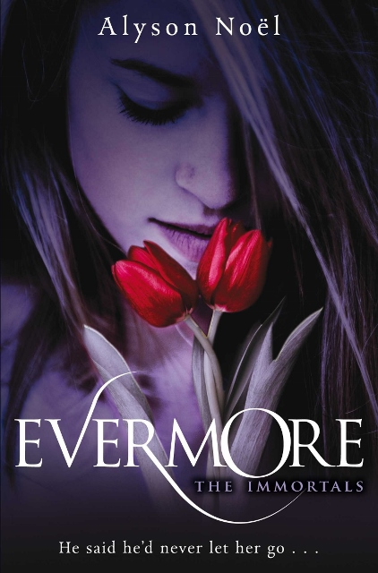 Another OK-ish teen paranormal romance