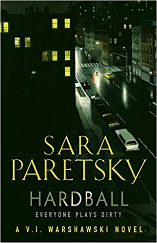 An evening with Sara Paretsky