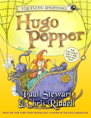 Hugo Pepper Chris Riddell Paul Stewart