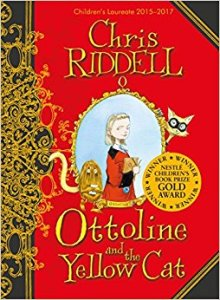 Ottoline yellow cat chris riddell