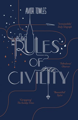 Rules Civility Amor Towles