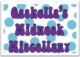 Gaskella Archive - 2011 in Miscellany posts