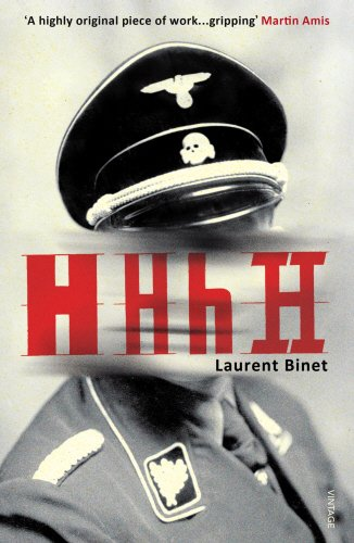 From the archives May 2013: HHhH by Laurent Binet trans Sam Taylor
