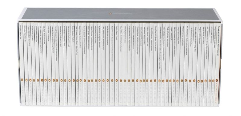 Celebrating 50 years of Penguin Modern Classics