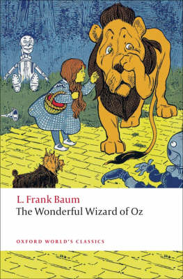 The Wonderful Wizard of Oz by Frank L Baum
