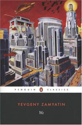 The book that inspired 1984 and Brave NewWorl
