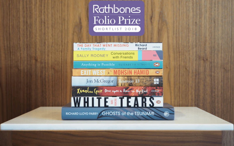 From one book prize to another: The Rathbones Folio Prize shortlist