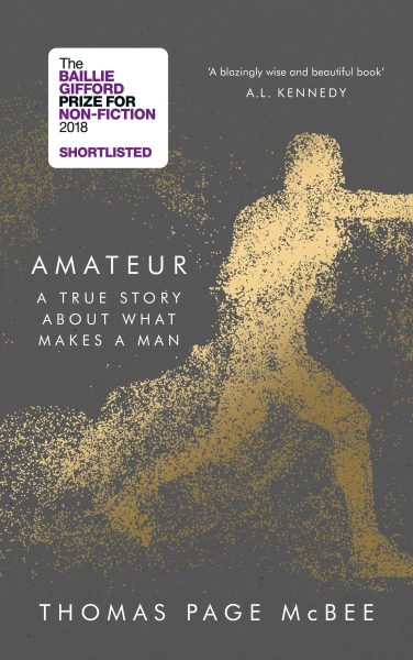 Wellcome Book Prize reading: #4 Amateur