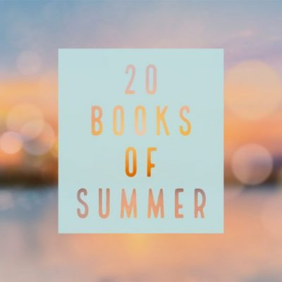 Preparing for 20 Books of Summer