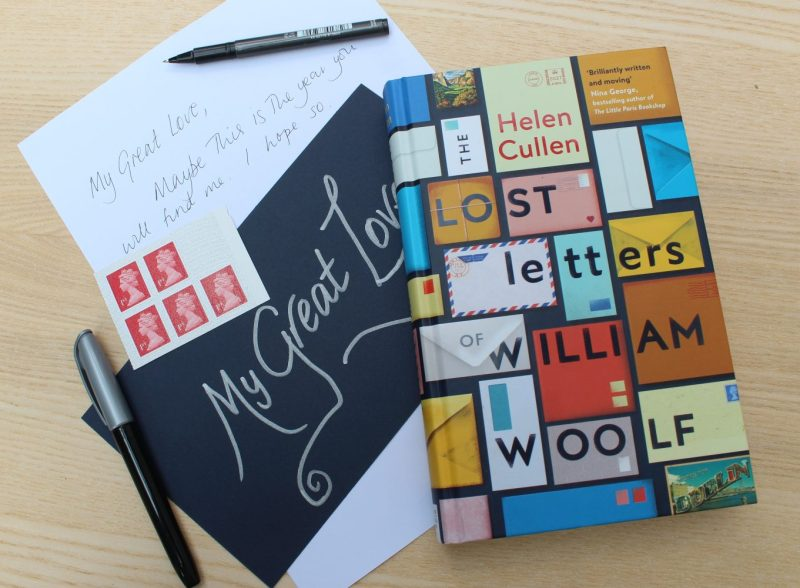 The Lost Letters of William Woolf by Helen Cullen Blogtour