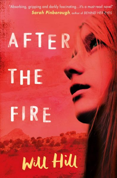 Book Group report - July - 'Fire'