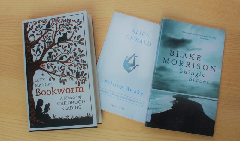 In short - some recent reads