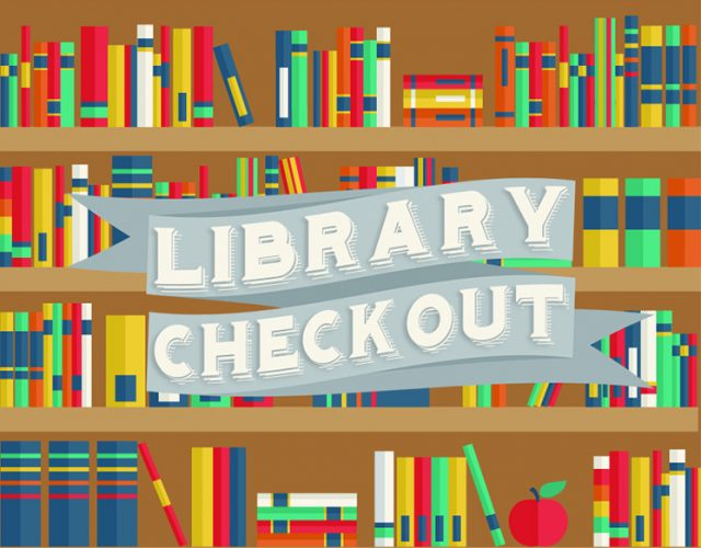 Library Checkout - July