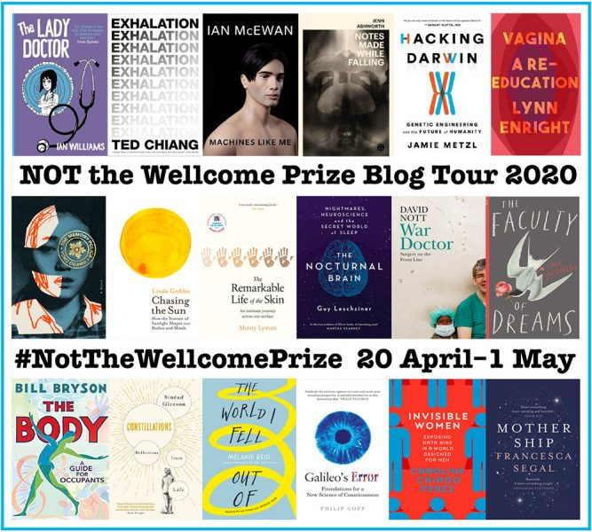 NOT the Wellcome Prize Blog Tour - Ogawa & Metzl