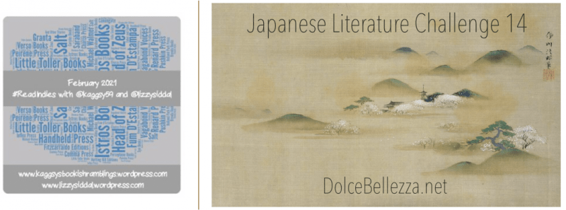 More Indies and Japan - Porter and Tanizaki