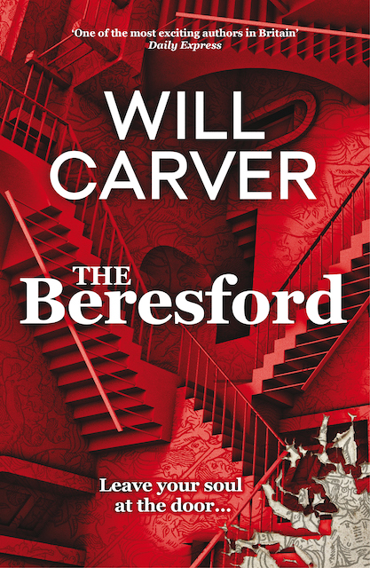 The Beresford by Will Carver - blog tour