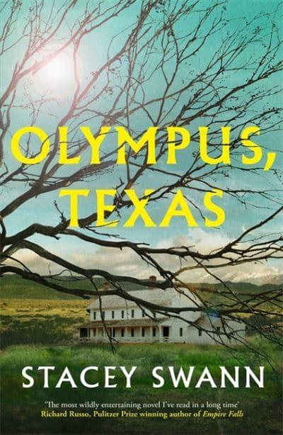 Olympus, Texas by Stacey Swann - Blog Tour