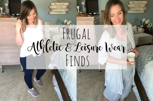 e4d221c655 Frugal Athletic and Leisure Wear Finds