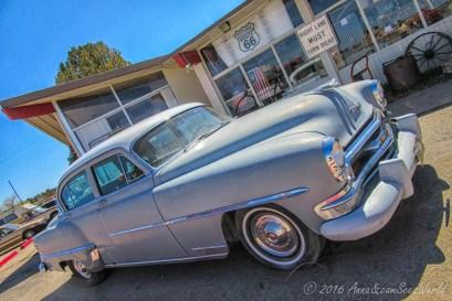 Old Chrysler Windsor