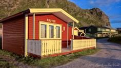 Ramberg Gjestegard rental cabins