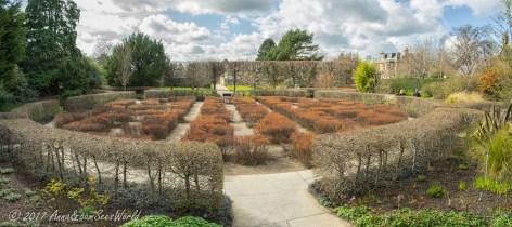 Queen Mother's Memorial Garden